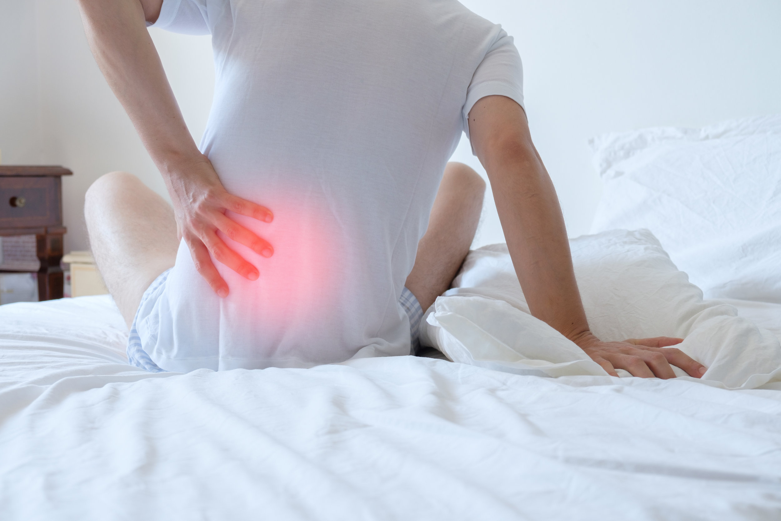 What Kind Of Mattress Is Good For Back Pain Which Bed Is Best For Back Pain Mattress Man Stores