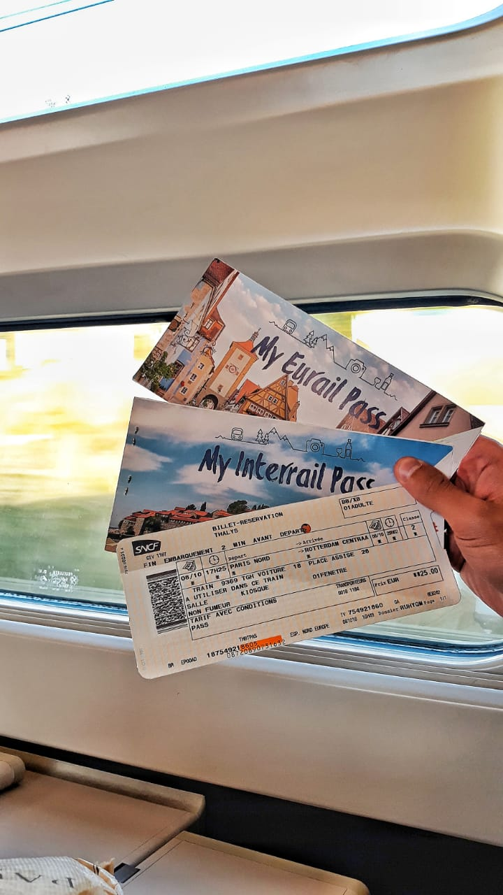Tarif Travel What You Need To Know About Eurail Interrail How To Travel By