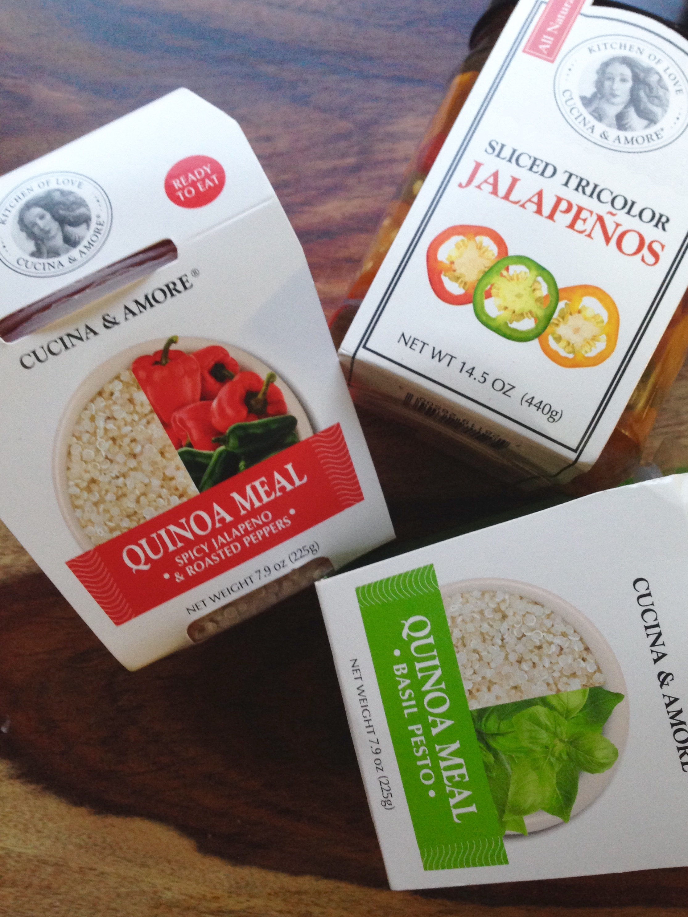 Cucina And Amore Quinoa Review Product Review Cucina And Amore Parker The Prepster
