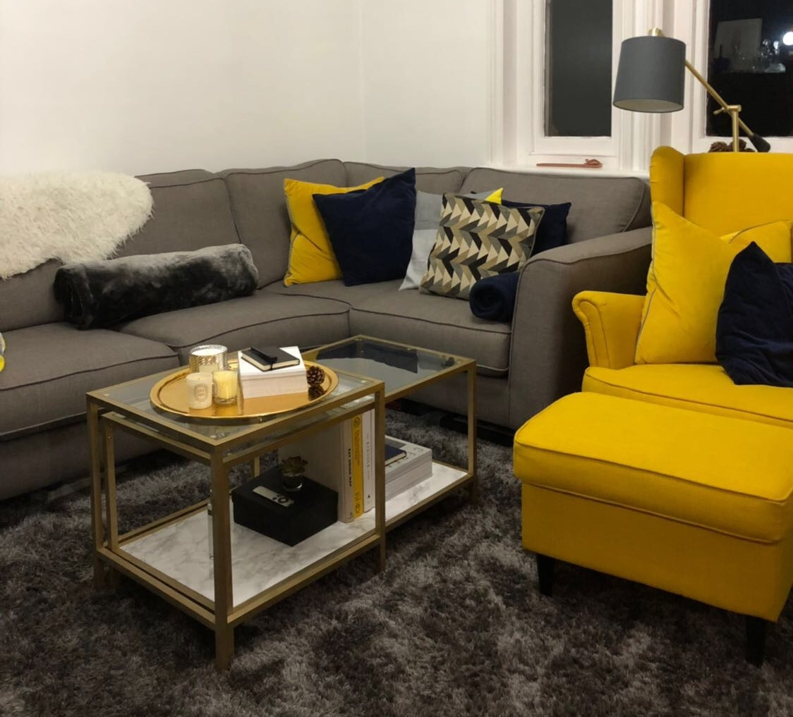 Diy Luxe Coffee Table Ikea Hack Cushion Fort