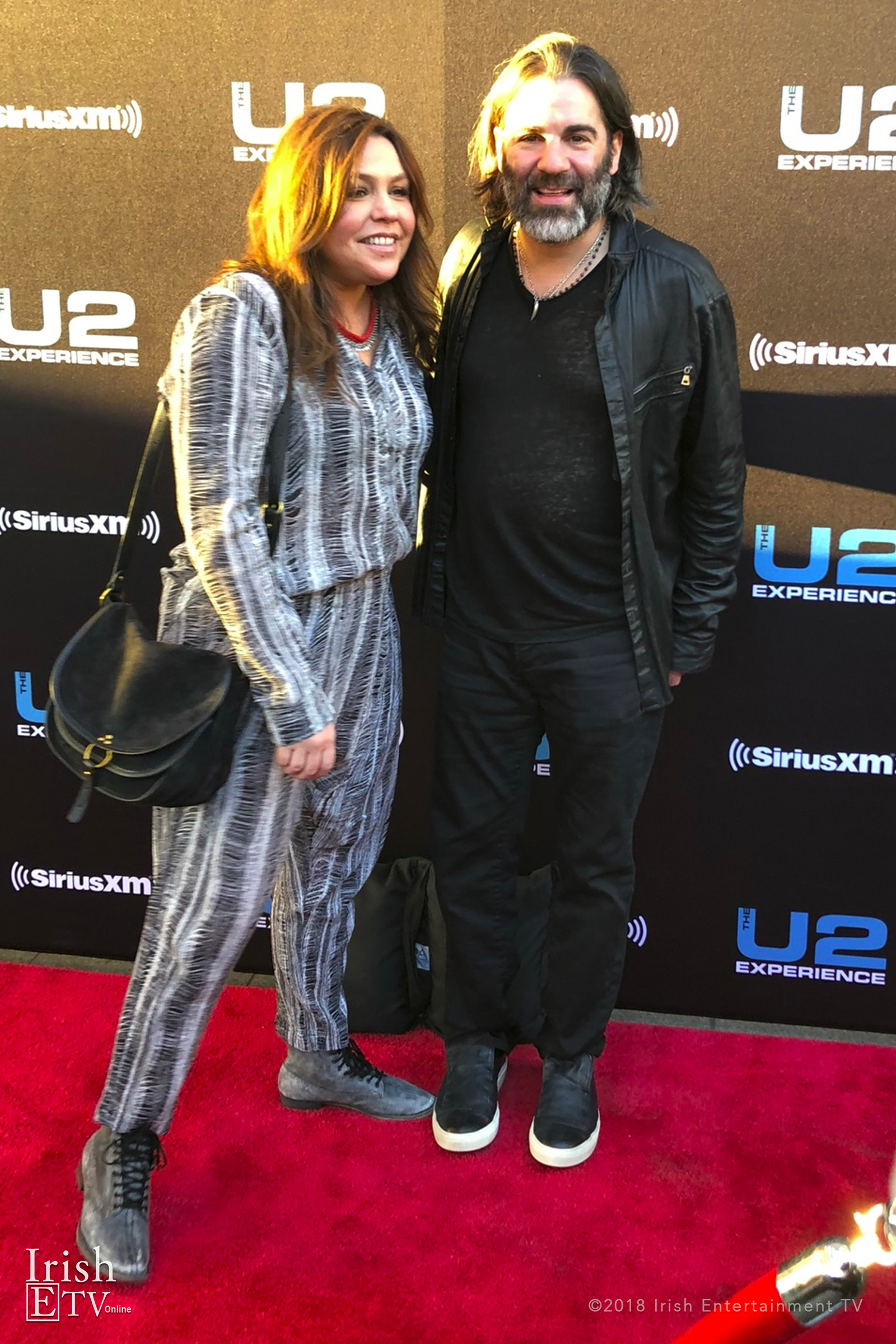Carpet U2 U2 Experience Tour Red Carpet Pictures And Interviews At The