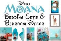 Beautiful Disney Moana Bedroom Decor for Sweet Princess ...