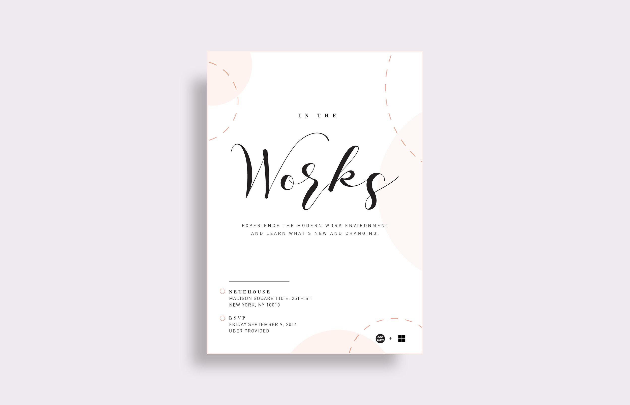 Print/Email Invitations \u2014 Chrissy Hart