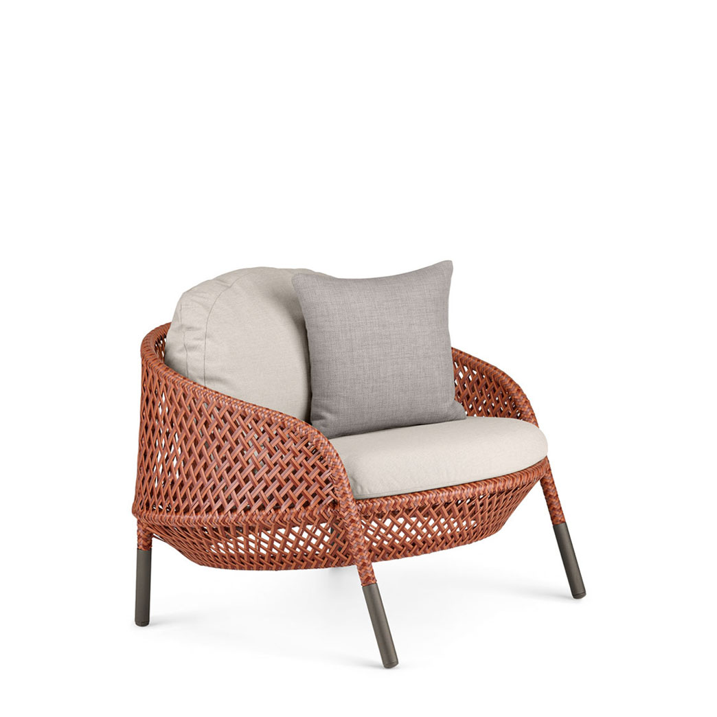 Dedon Sessel Loungesessel Cmg Schweiz Exclusive Outdoor Living