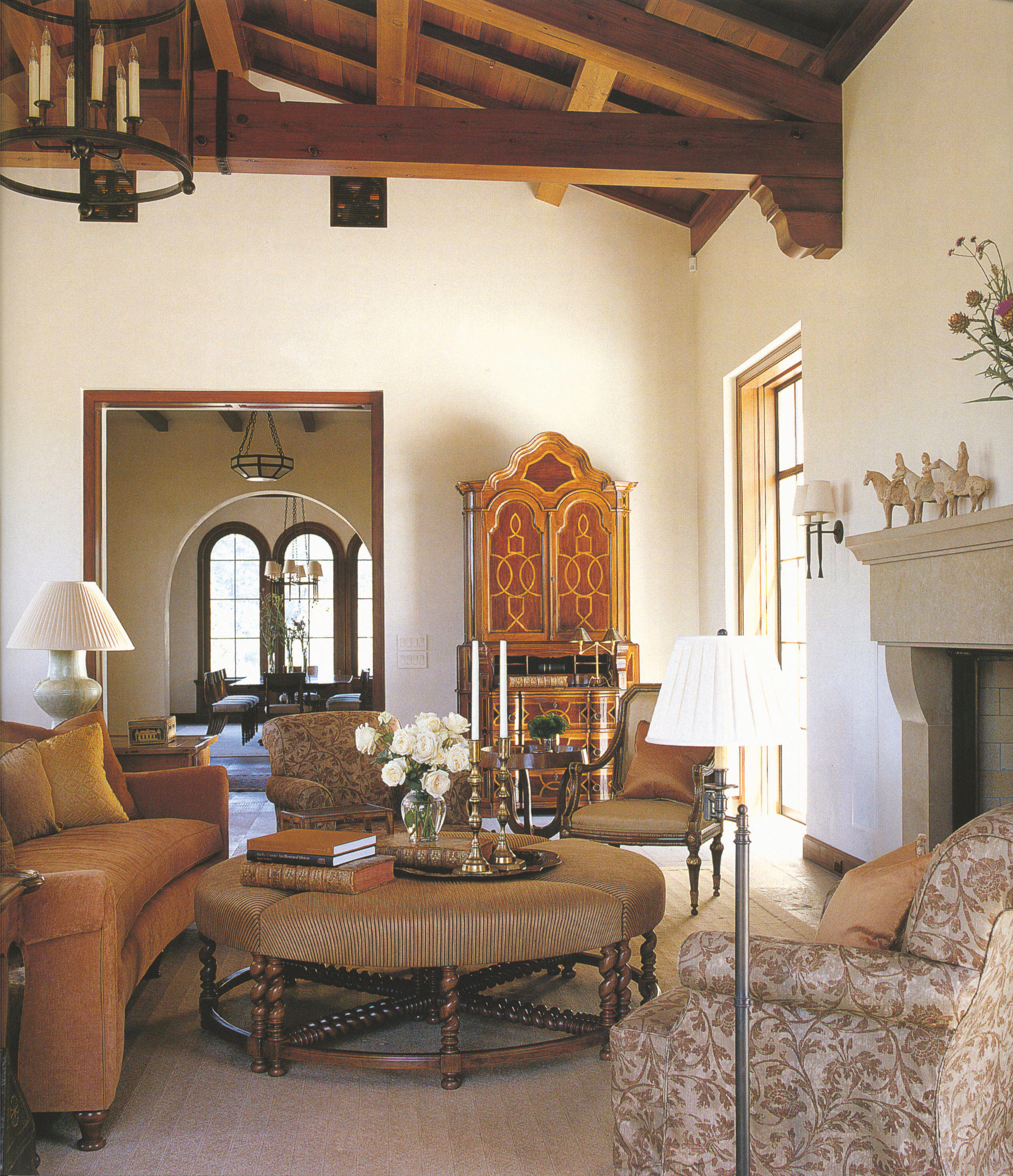 Spanish Revival Interior Design Spanish Revival The Wiseman Group