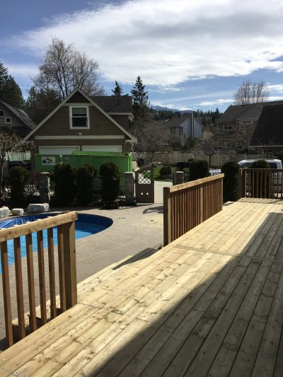 Customized Decking and Fences | Kelowna Penticton Vernon ...