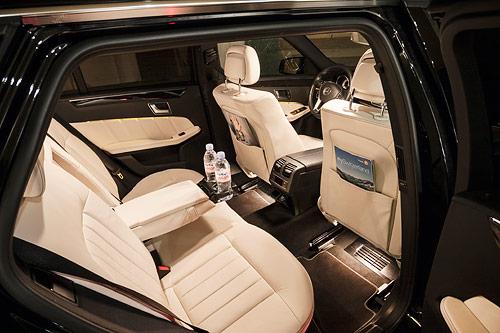 Gstaad Limousine Service Mercedes-Benz limousines  vans \u2014 Gstaad