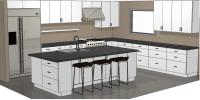 Sample kitchen designs - Modern Family Kitchens