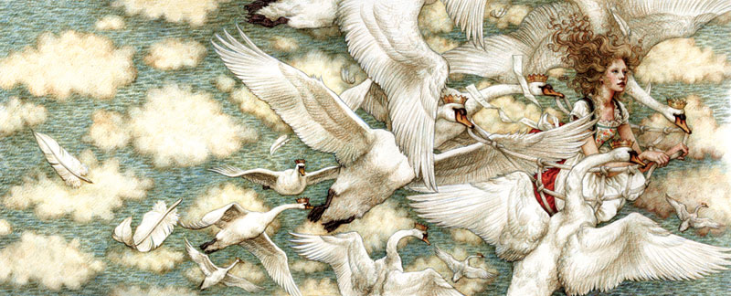 Traveling with Wild Swans \u2014 To Give To The Light