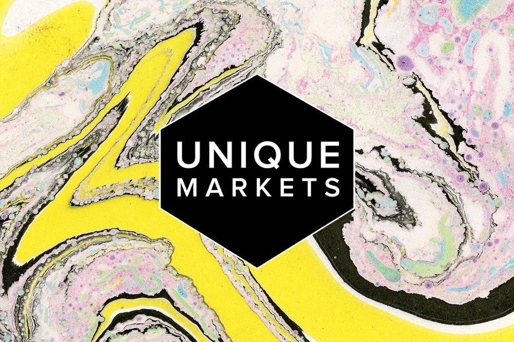 Unique Markets Pop-Up \u2014 craveworkshops