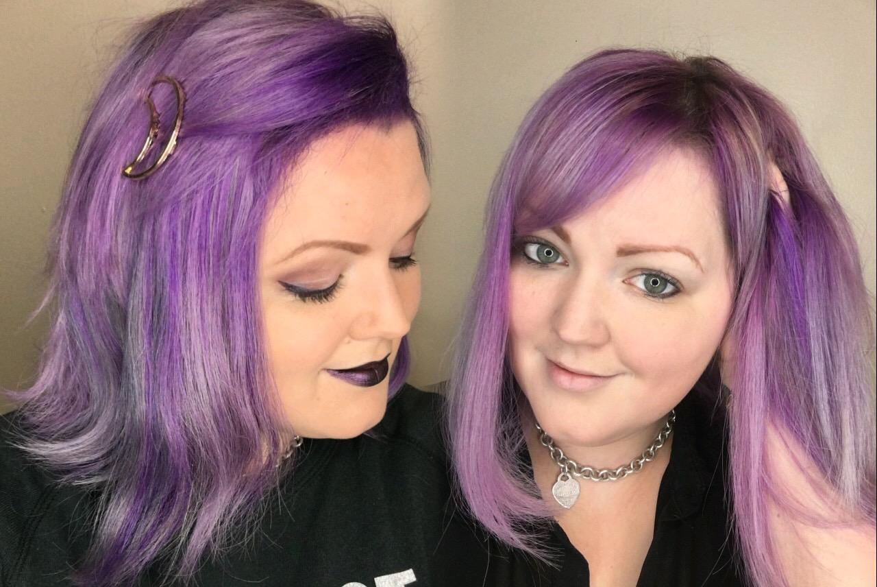Pulp Riot Hair Superior paint for extraordinary artists \u2014 Samantha