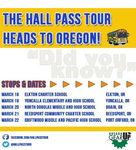 Season IV \u2014 Hall Pass Tour