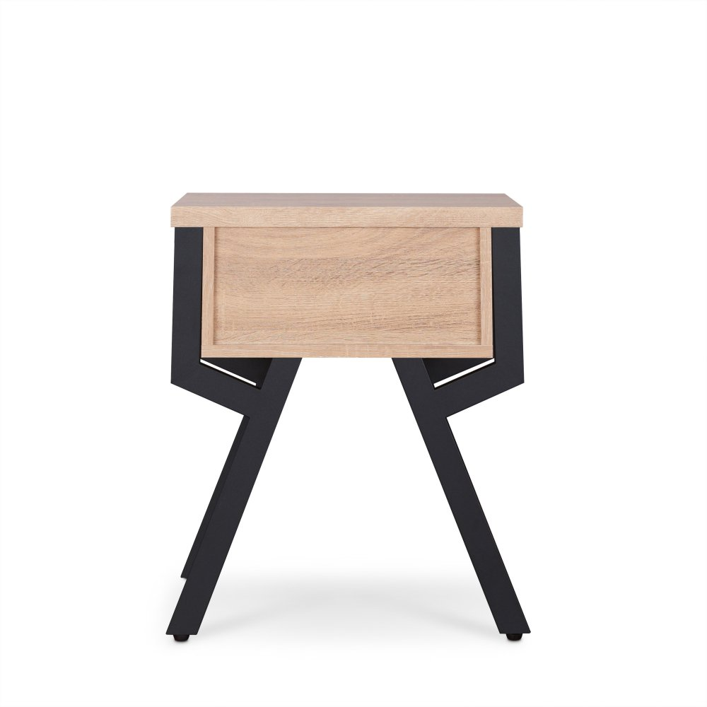 Black End Tables With Drawer Kalina End Table