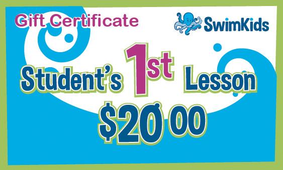 1st Lesson \u2014 SwimKids