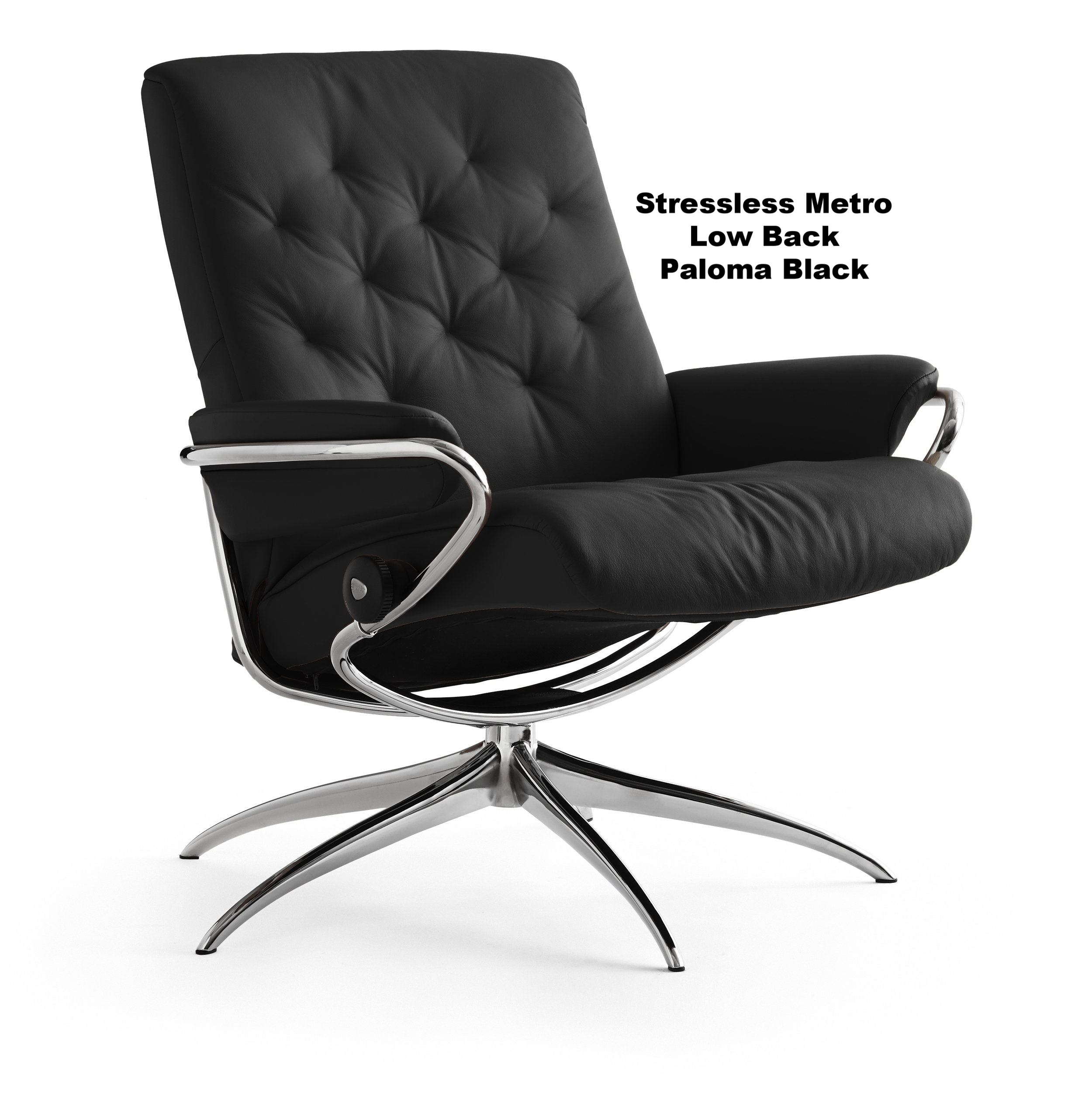 Stressless Sessel Metro High Back Stressless Metro Low Back