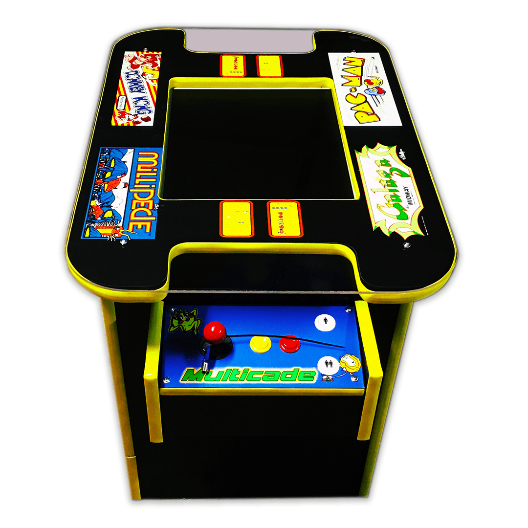 Classic Table Arcade Games Cocktail 60 In 1 Classic Arcade Game