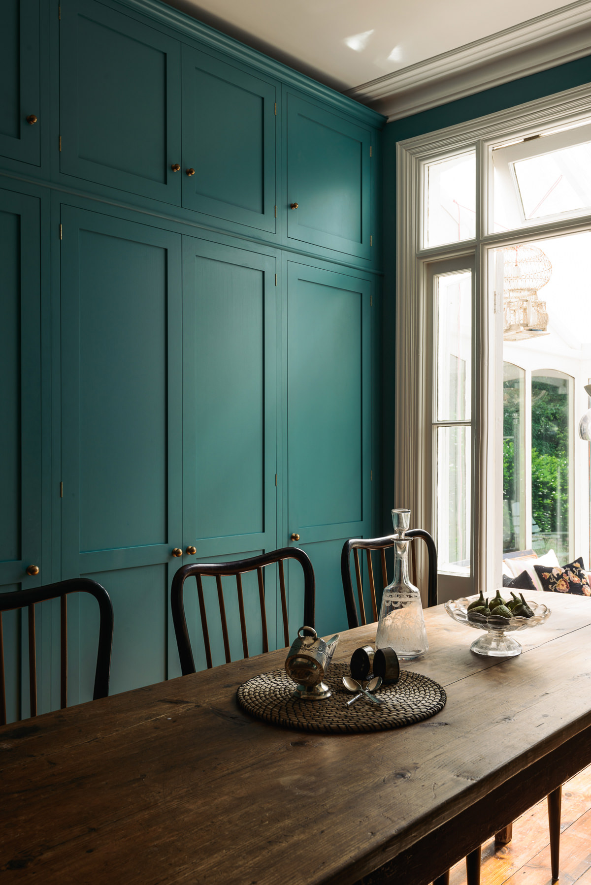 Vardo Farrow And Ball Where Do You Start Designing A Kitchen Skirting Boards And