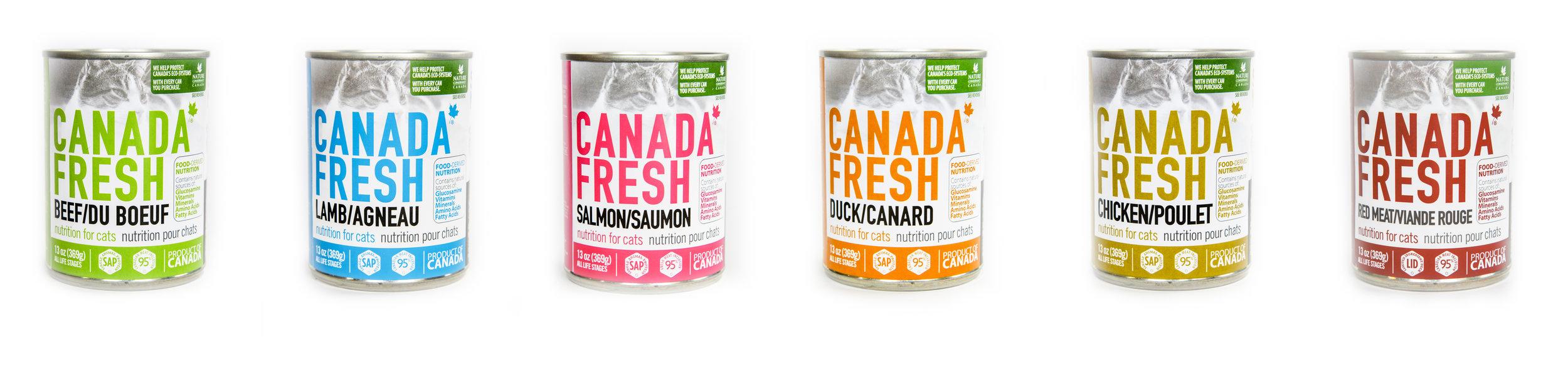 Canada Fresh \u2014 PETKIND