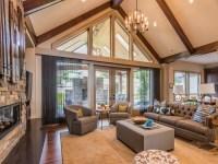 High Ceiling Lighting - Home Design