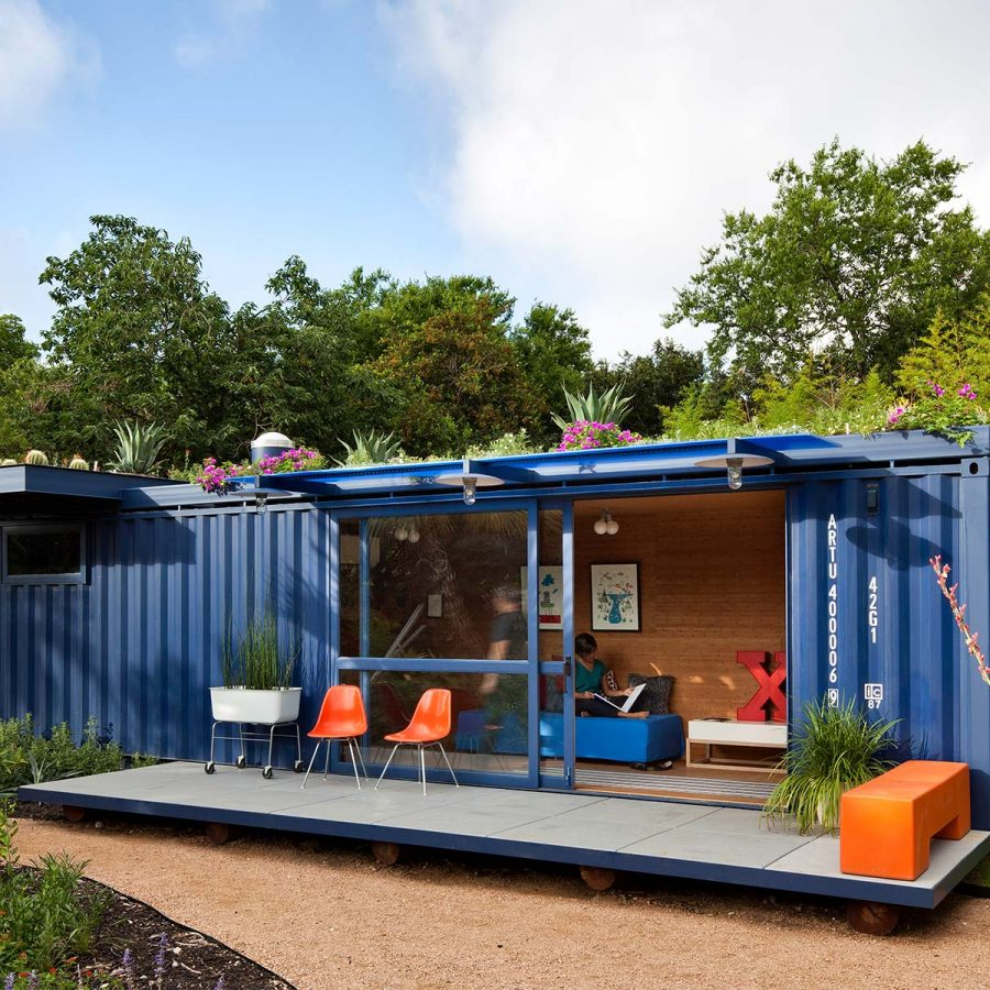 Investing In The Valley Shipping Container Homes