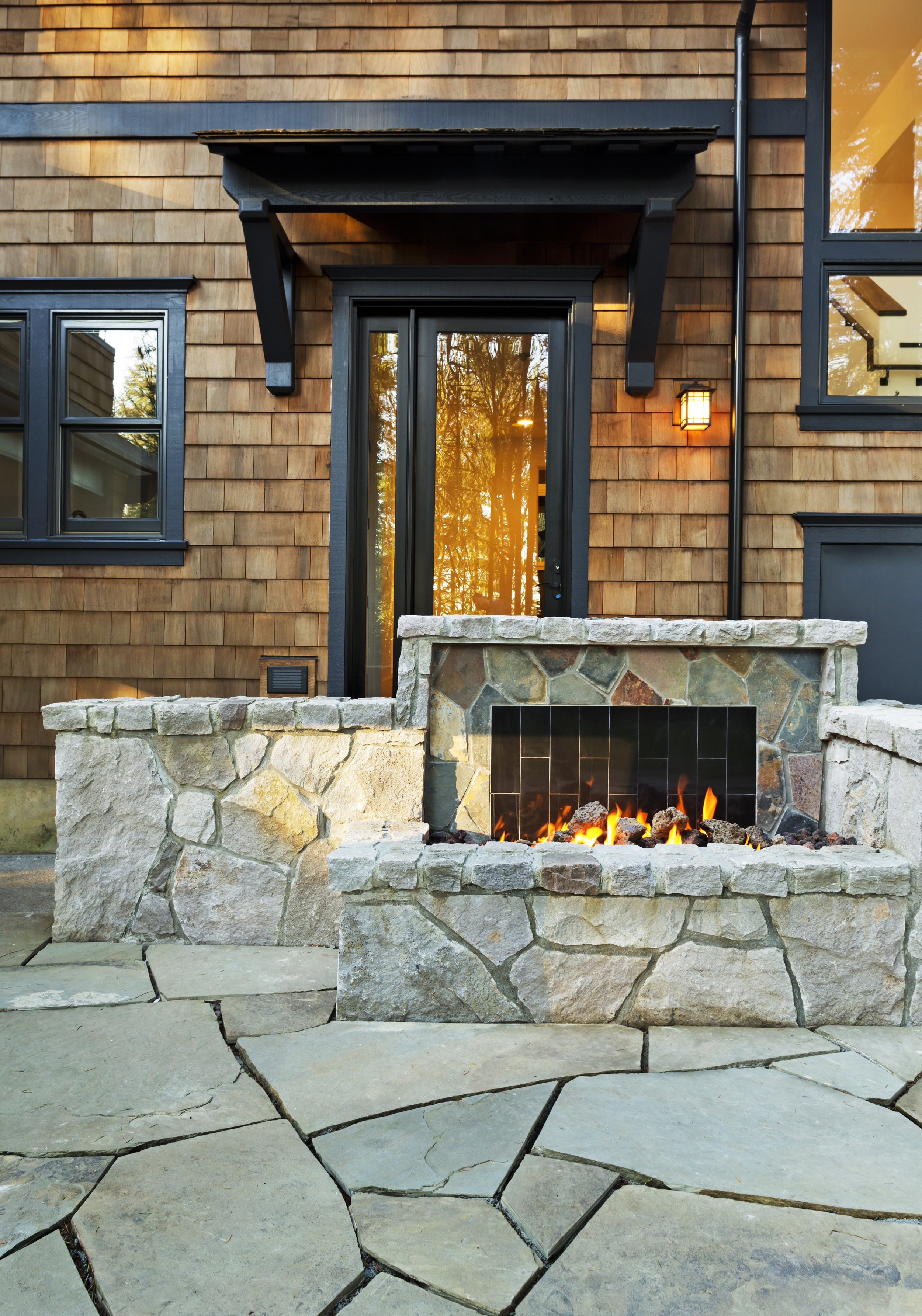 Fire Stones For Fireplace Masonry Supply Outdoor Fireplace And Fire Pit Natural Stone