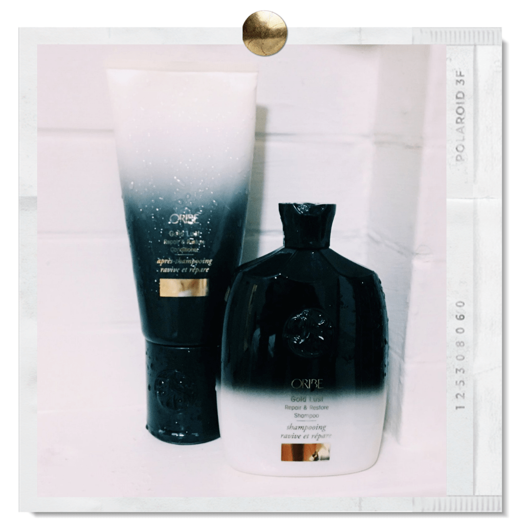 Oribe Shampoo Oribe Gold Lust Shampoo Conditioner Kim Collective