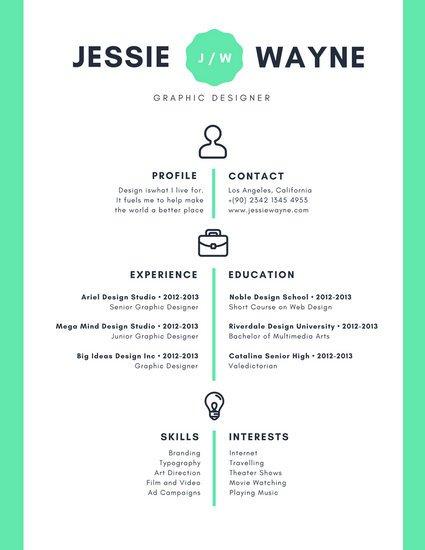 Resumes \u2014 OSV \u2022 PLNU - font on resume