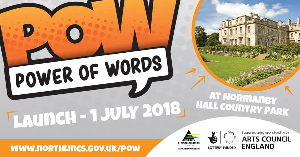 POW - Power of Words Launch Festival \u2014 Study Parks
