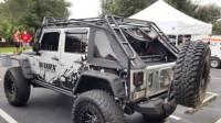 Jeep Wrangler JK Offroad Challenge Roof Rack  Voyager Racks