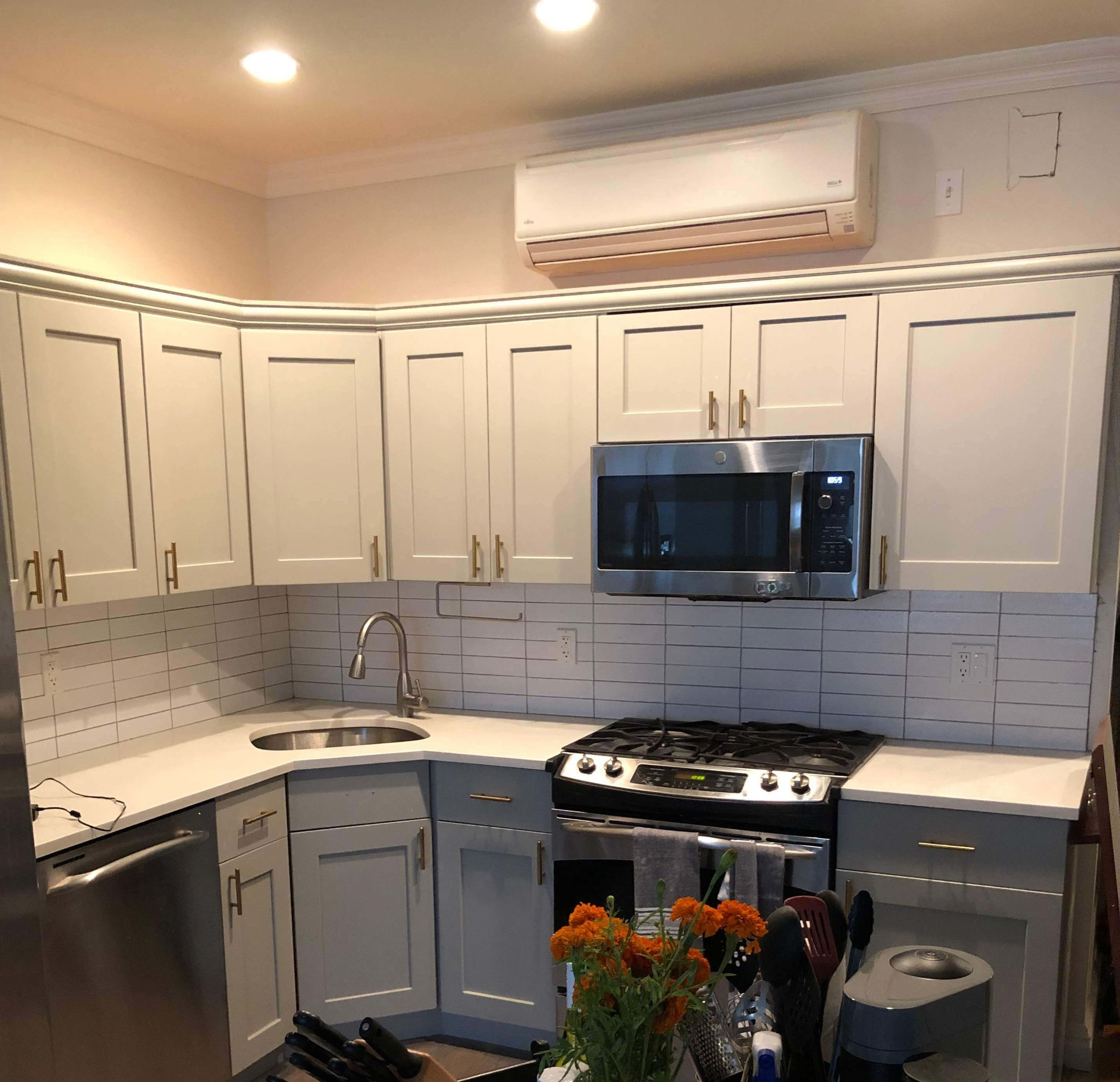 Brooklyn Kitchen Cabinet Painting Paintworks Decorating