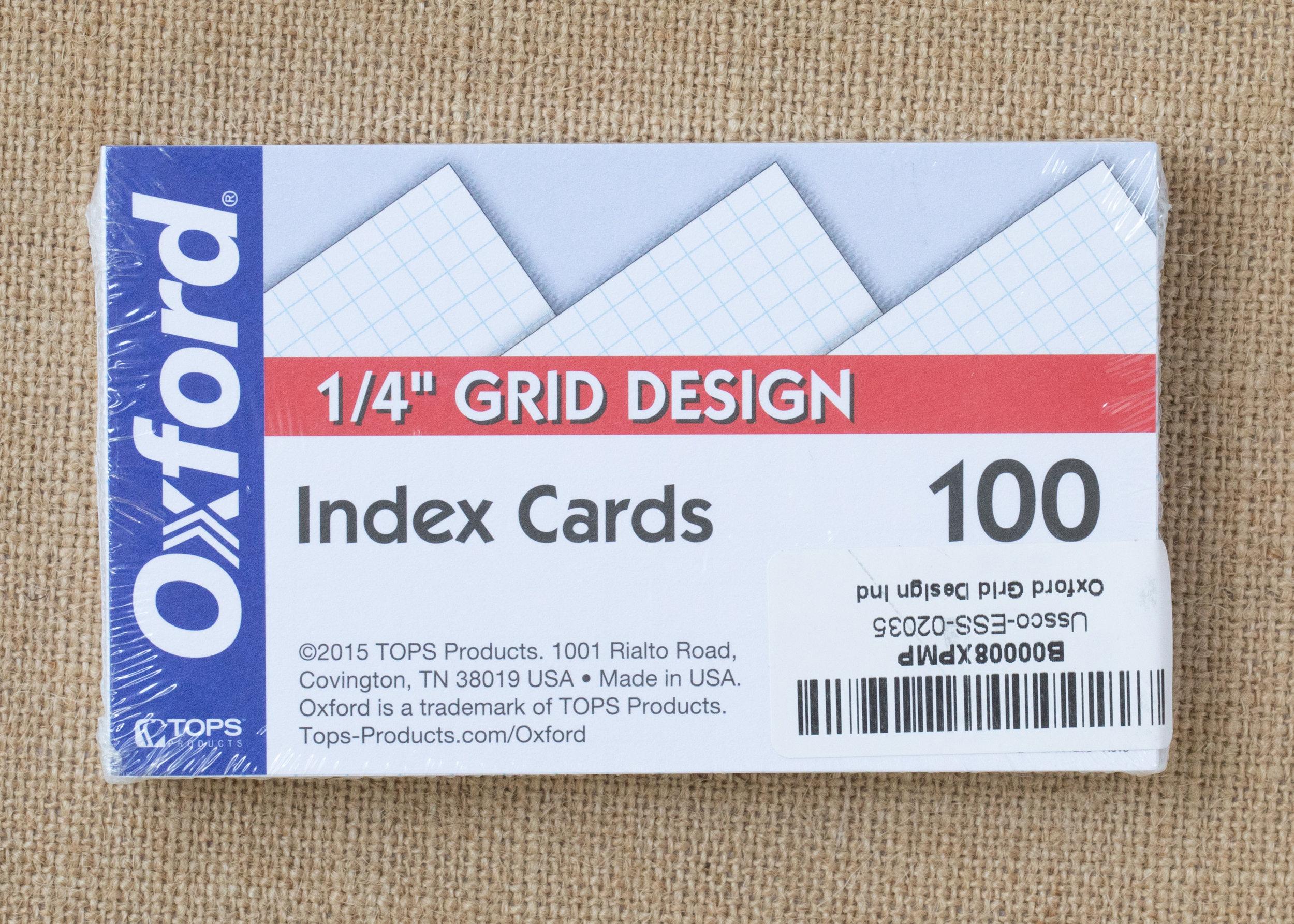 The Index Card Vortex \u2014 Mountain of Ink