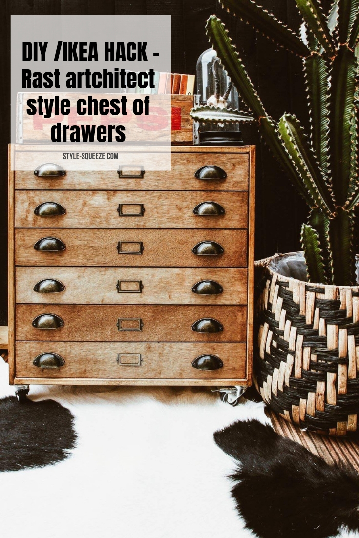 Ikea Rast Diy Make An Artchitect Style Chest Of Drawers The Easy Way Ikea