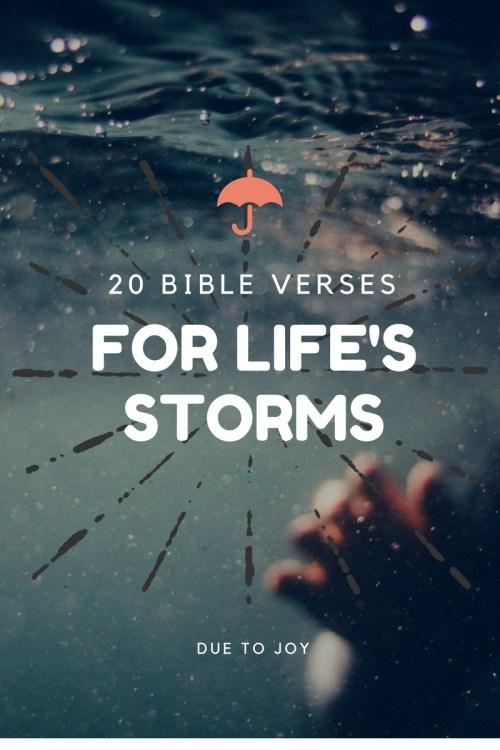 Medium Of Joy Bible Verses