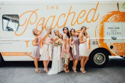Magnificent Peached Catering Austin Catering Peached Tortilla Food Truck Rental San Antonio Food Truck Rental Miami