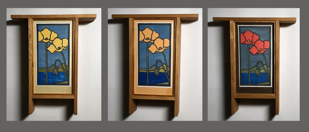 FRAMED PRINTS AND CARVINGS \u2014 PLANE SIMPLE BOX