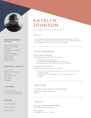 4 Ways to Turn Your Resume Into an Engaging Story! \u2014 CrystalMarie
