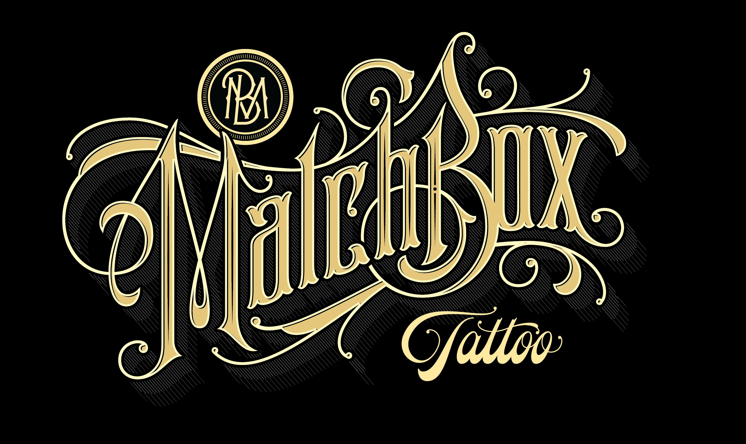 Calligraphy Tattoo Artist Toronto Matchbox Tattoo Company Inc