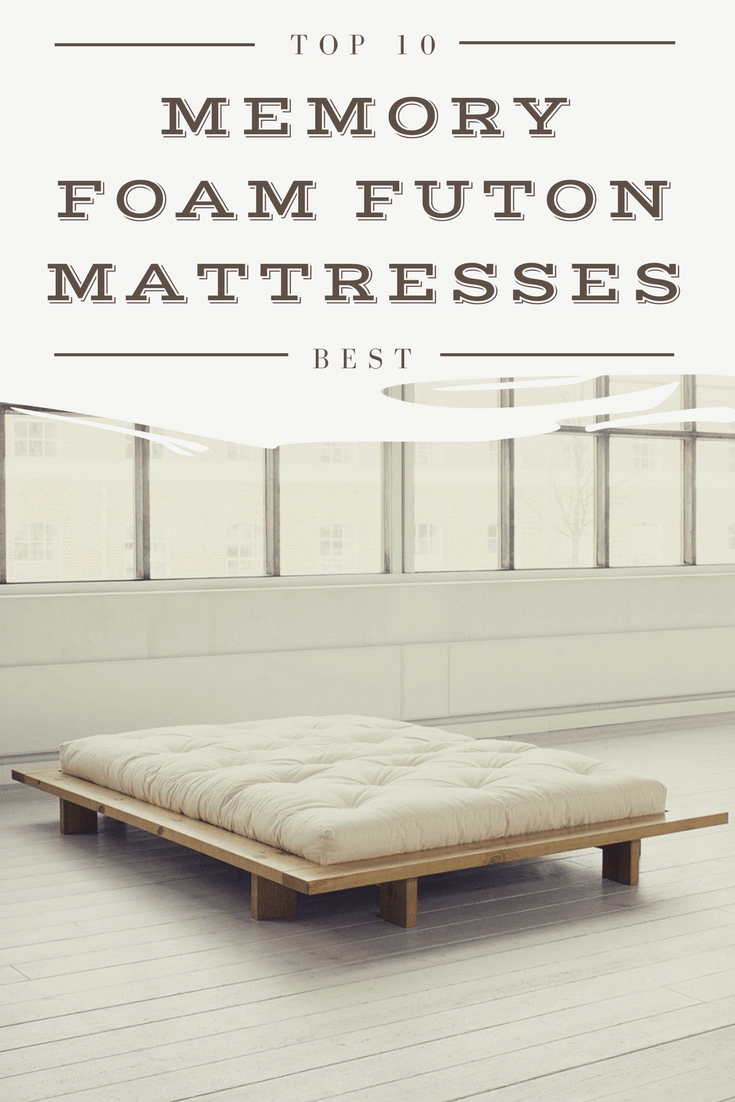Best Places To Buy A Futon The Ten Best Memory Foam Futon Mattresses Anime Impulse
