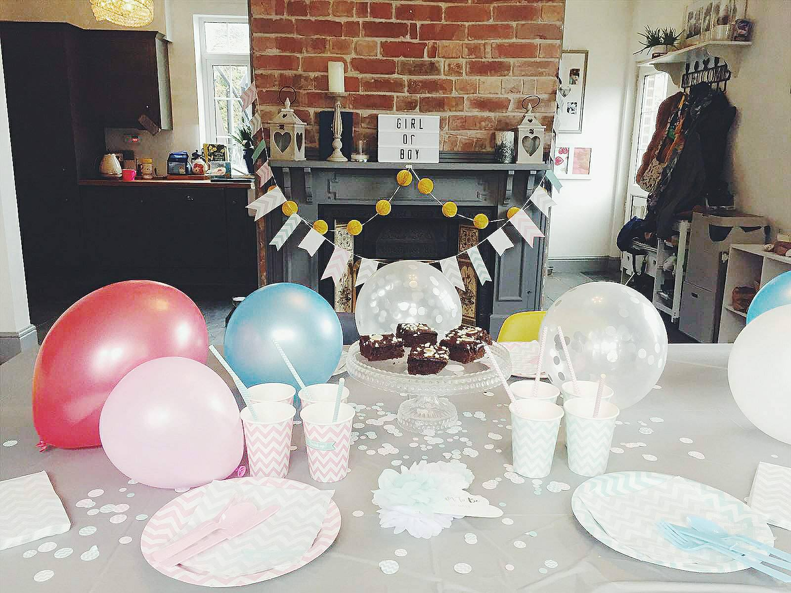 Baby Shower/Gender Reveal \u2014 Little Tinkers Party Planners