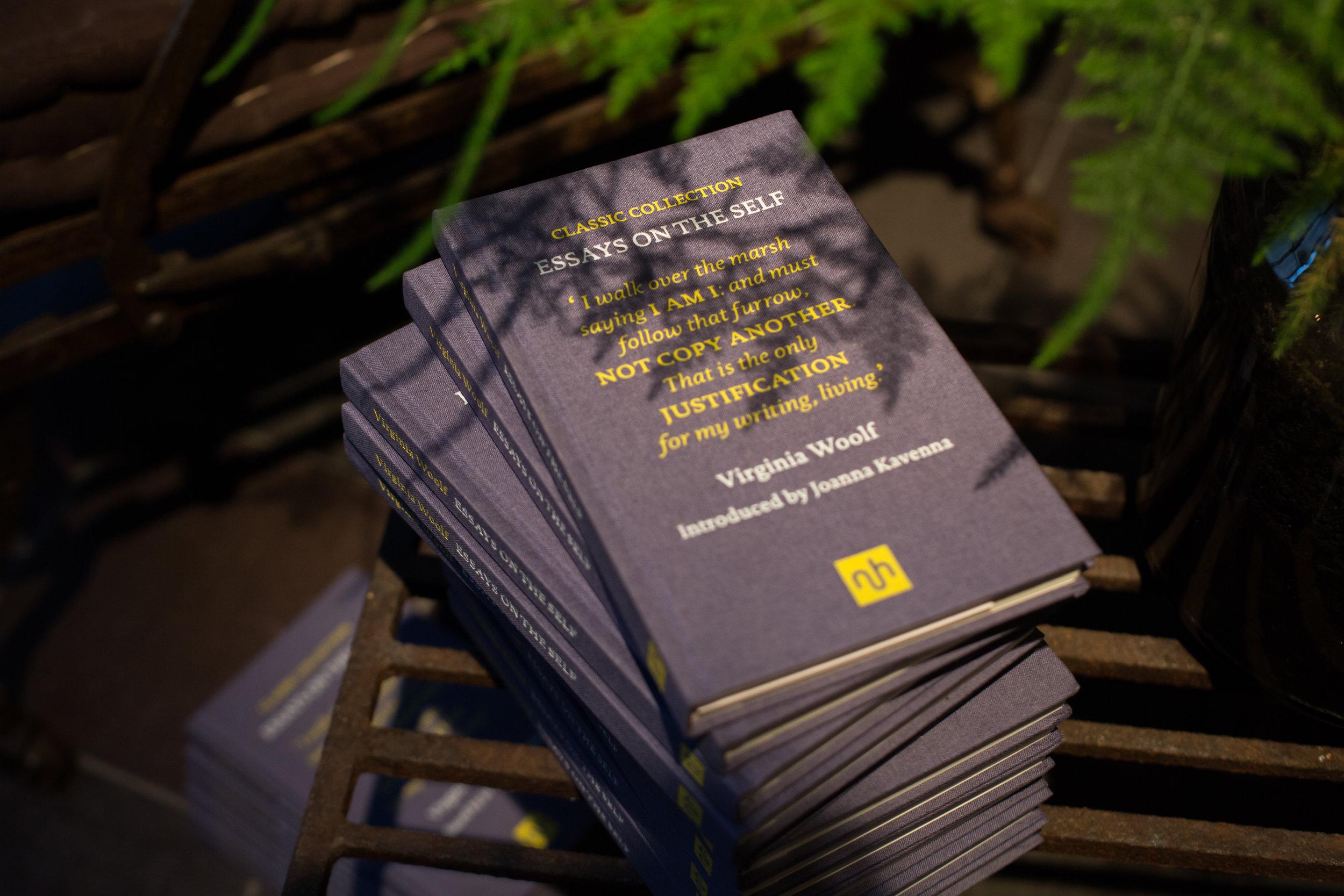 Essays on the Self - Virginia Woolf \u2014 The Margate Bookshop