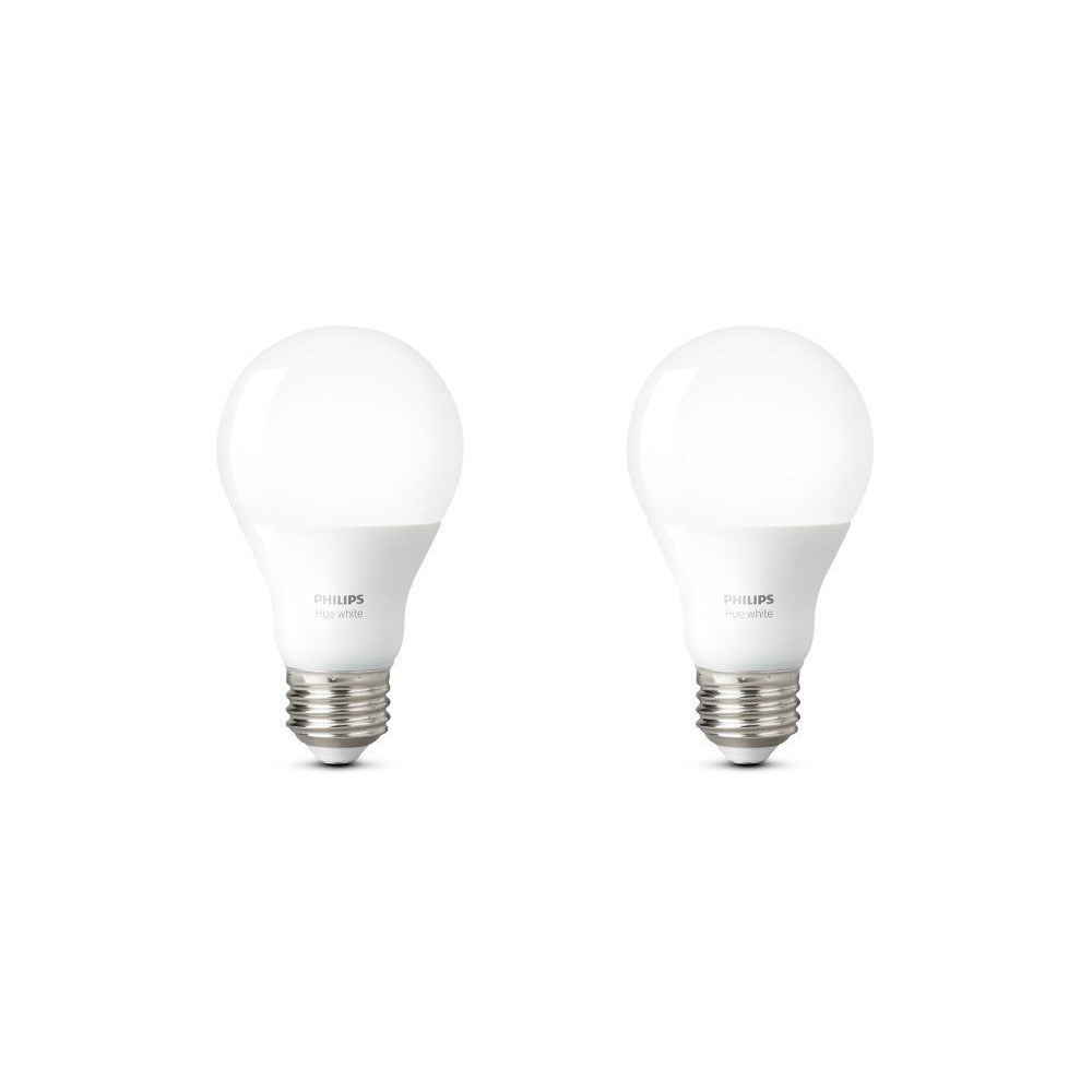 Philips Hub Philips Hue A19 White Bulbs