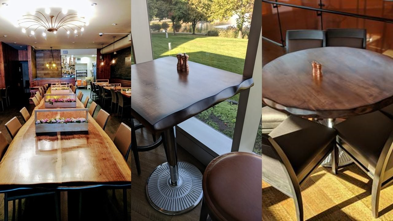 Reastaurant Tables Solid Wood Restaurant Tables In Nj Ct Ny Li Pa Va Md Long Island