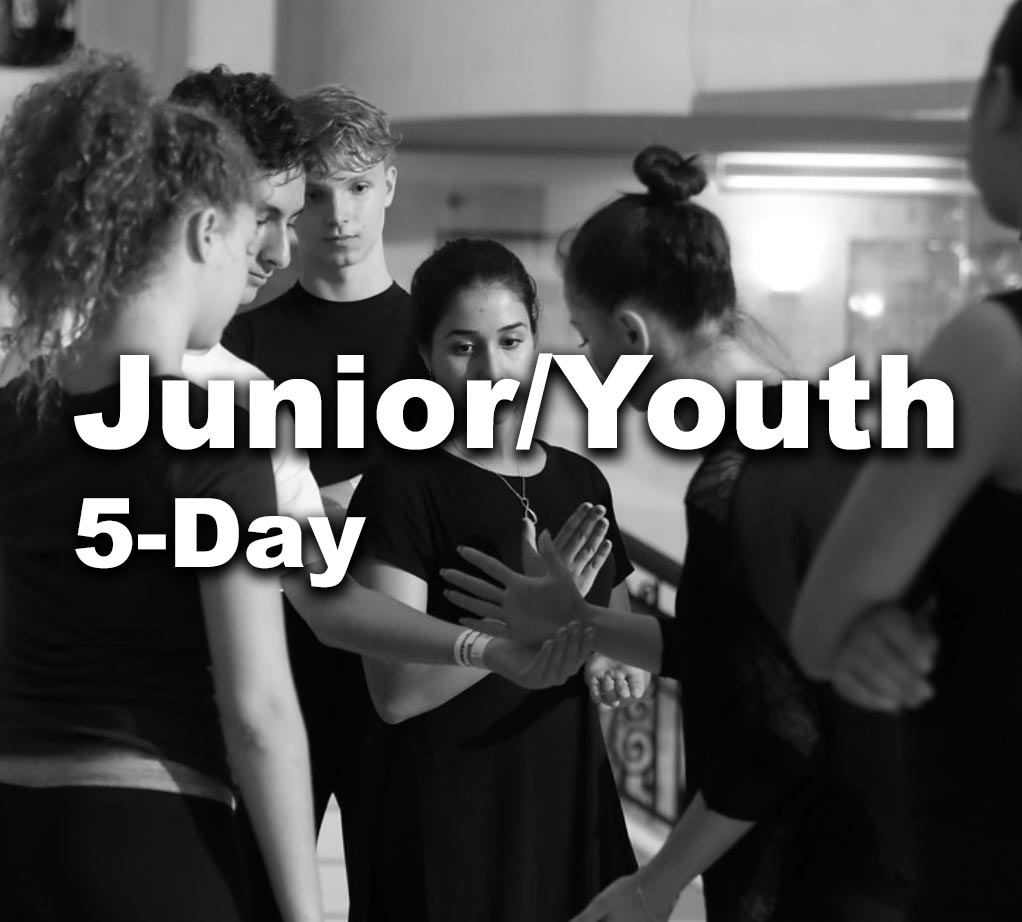 Junior Youth Junior Youth All Inclusive 5 Day Package Registration