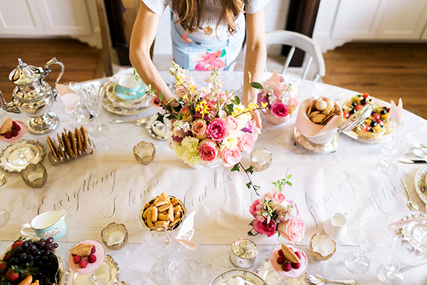 Mother\u0027s Day Tea Party featured on Draper James \u2014 Styling My Everyday