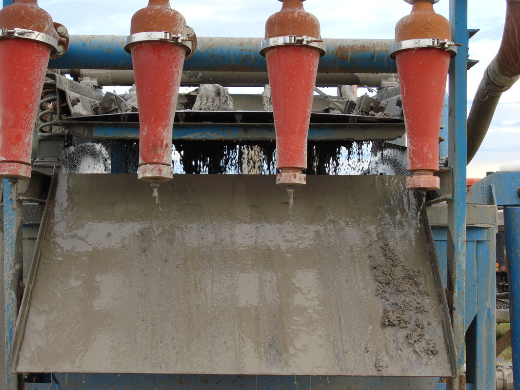 What is Fluid Recycling and Solids Control? \u2014 Wolverine Drilling Inc