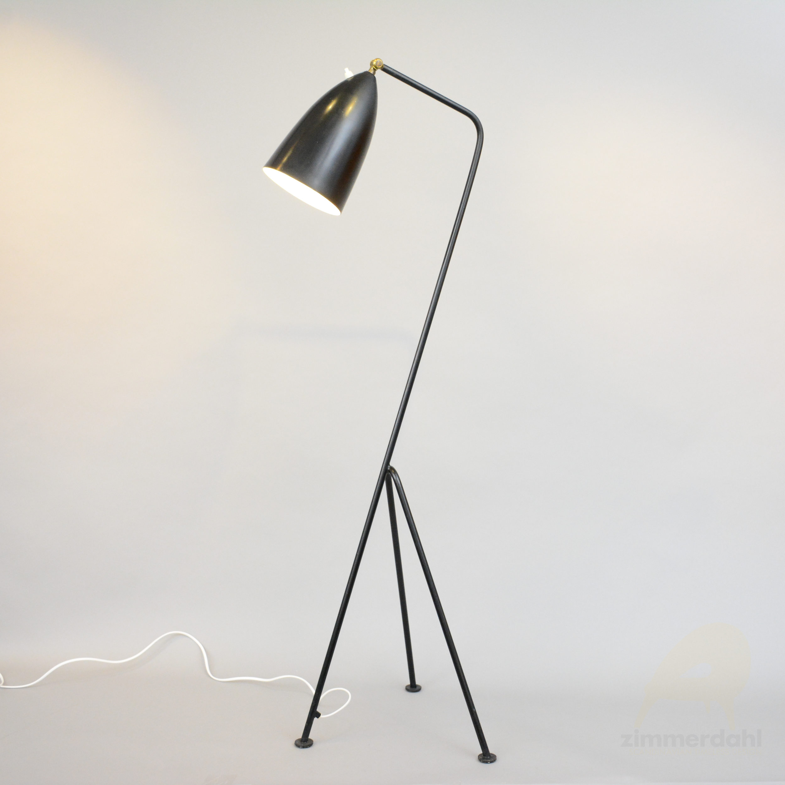 Scandinavian Möbel Floor Lamp