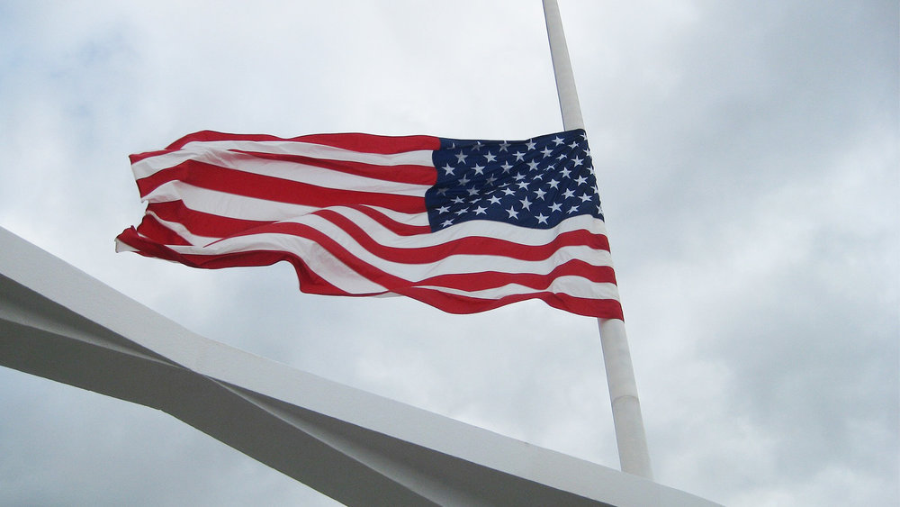 Flags Ordered Half-Staff in Honor of Memorial Day \u2014 Klamath Falls News