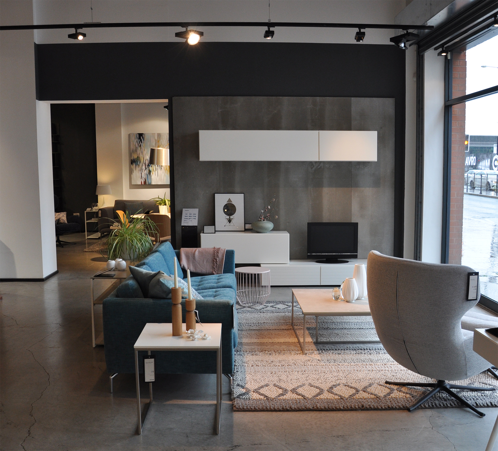 Boconcept Console Interior Design And Finding Your Style With Boconcept Manchester