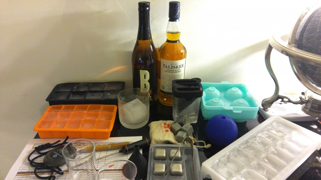 The Ultimate Whiskey Ice Test Alcohol Professor