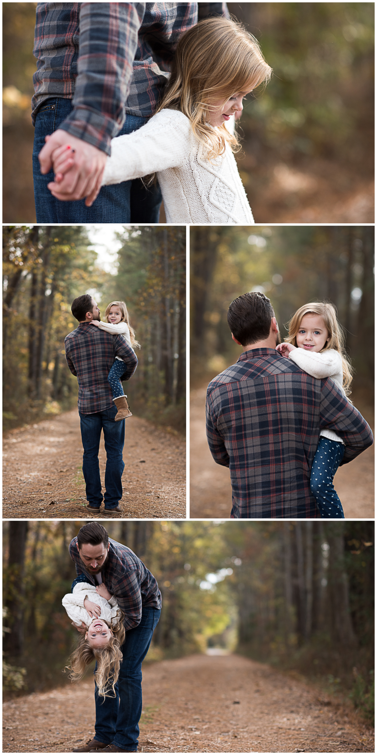 Va Columbus Ohio Doug Ryleigh Daddy And Daughter Session Family Session